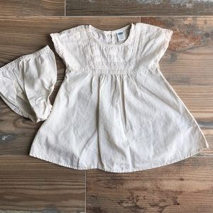 Old Navy dress and bloomers set